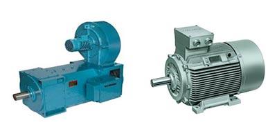 Elektriske motorer