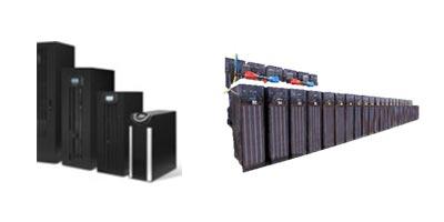 UPS och batterier